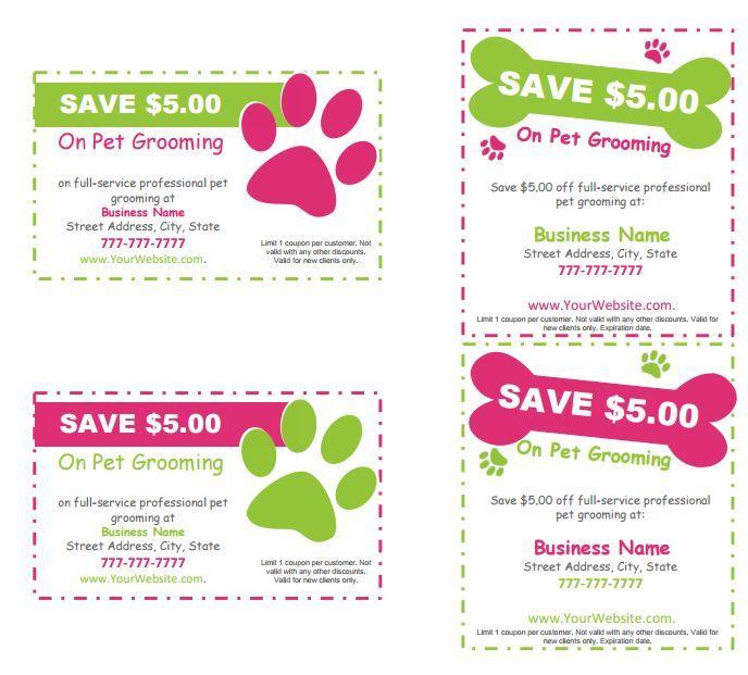 15 best Grooming flyers images on Pinterest Dog grooming - dog groomer resume