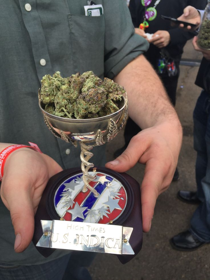 From the Cannabis Cup, Denver 2015