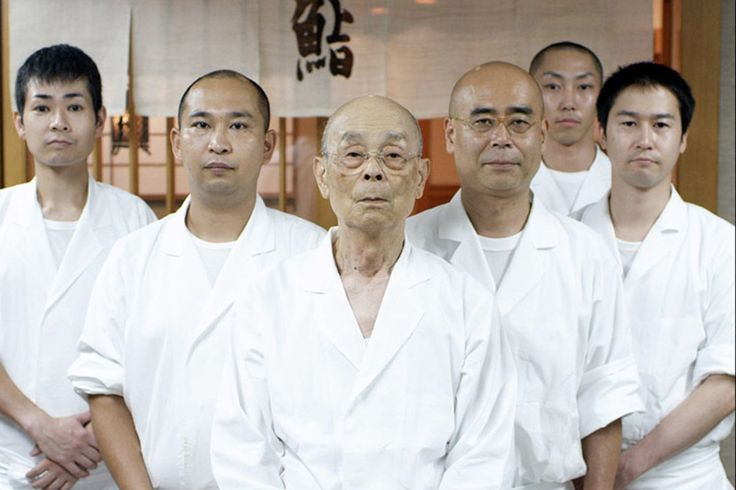 Jiro Ono, Considered to Be the World's Greatest Sushi Chef, Is Subject of New Documentary, 'Jiro Dreams of Sushi'