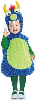 PartyBell.com - Monster Toddler Costume