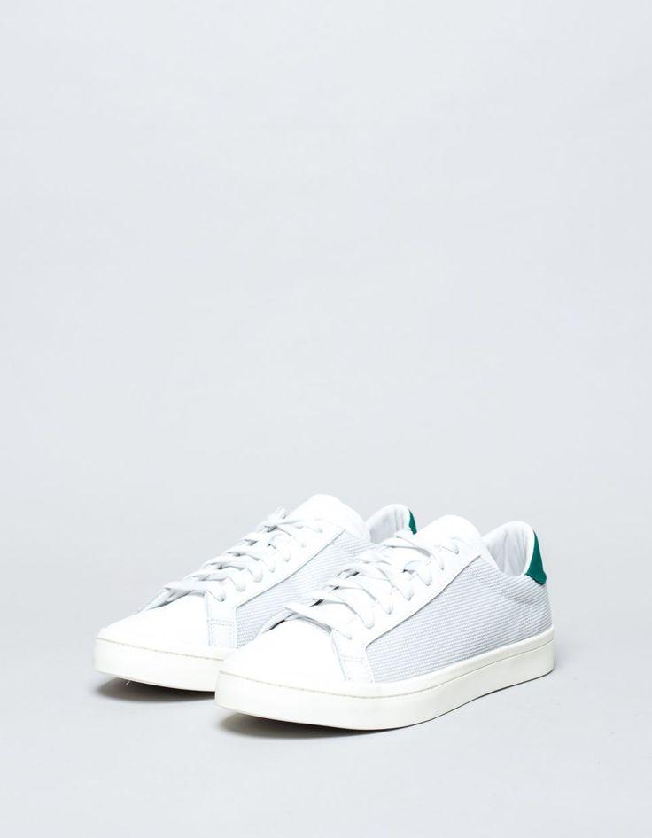 Adidas Originals Court Vantage White - Nitty Gritty Store