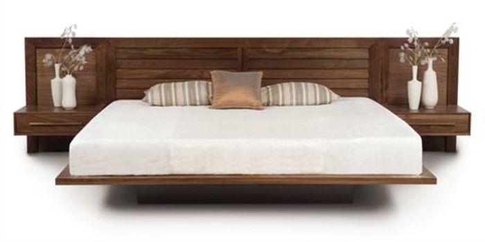 Die besten 25+ Nachttisch zum einhängen am bett Ideen auf - schlafzimmer mobel minimalistisch ideen