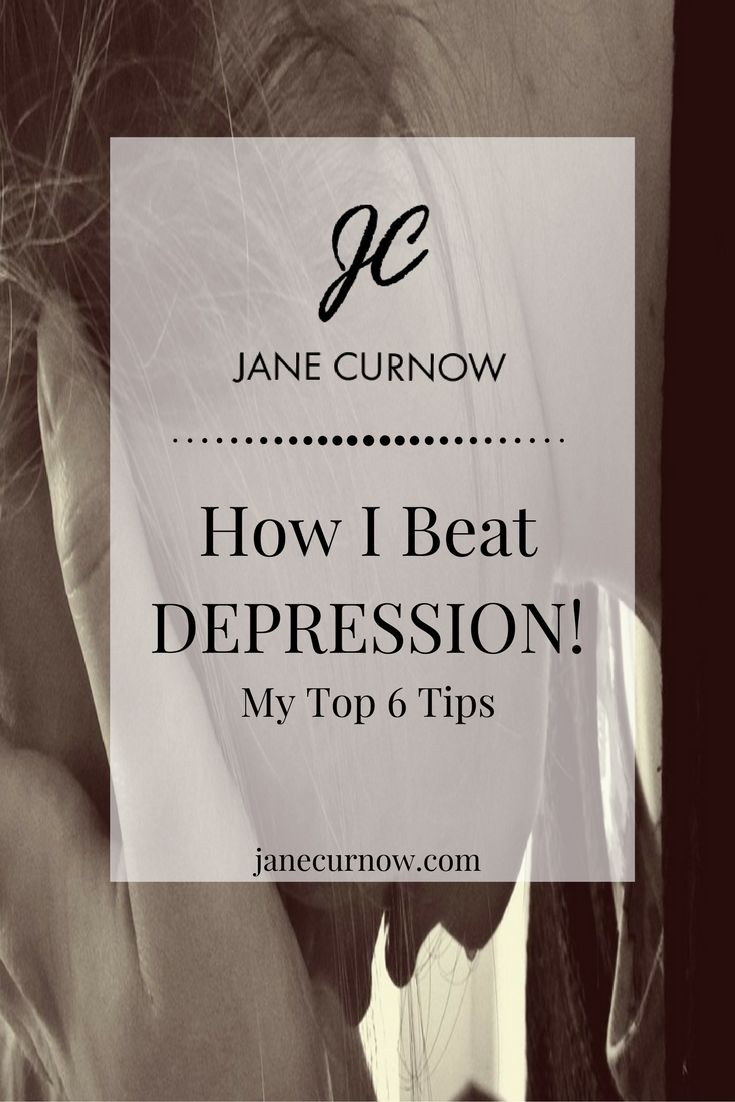 I suffered from debilitating depression my entire adult life. And I stumbled across the answers and cured myself by accident! Read more about my journey here: