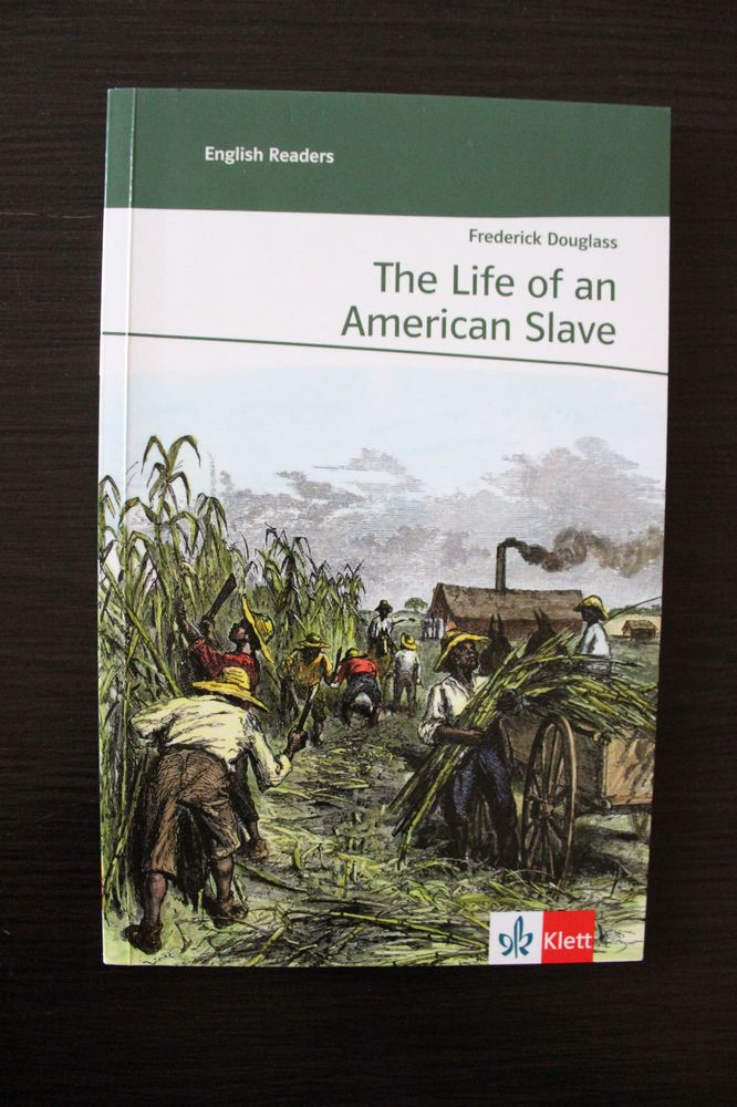 The Life of an American Slave von Frederick Douglass ENGLISCH READERS, Klett