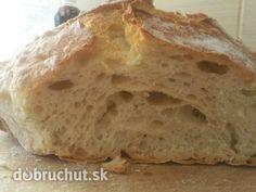 Domáci chlieb, treba vyskúšať, je skvelý - keď som prvý krát upiekla tento chlieb povedala som KONEČNE.. konečne chutí tak ako...