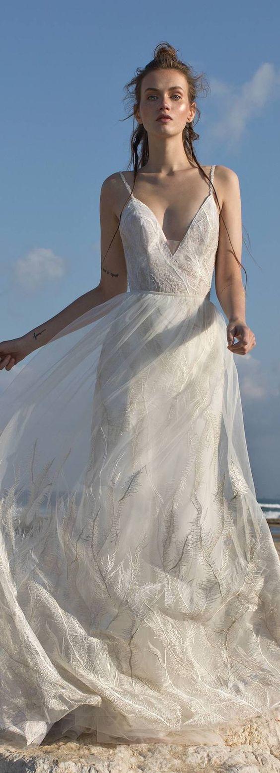 Featured Dress: Limor Rosen; Wedding dress idea.