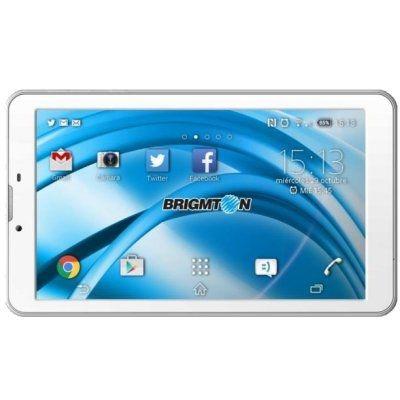 Brigmton Tablet PH3 7″ QCore Dual Sim 3G 4.4 Blan