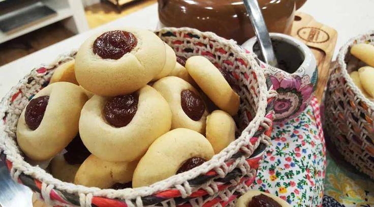 Pepas materas de panadería
