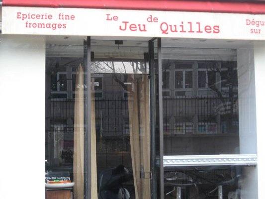 Le Jeu de Quilles - 45 rue Boulard, 75014, Paris (Neighbourhoods: Denfert-Rochereau, 14ème) For breakfast