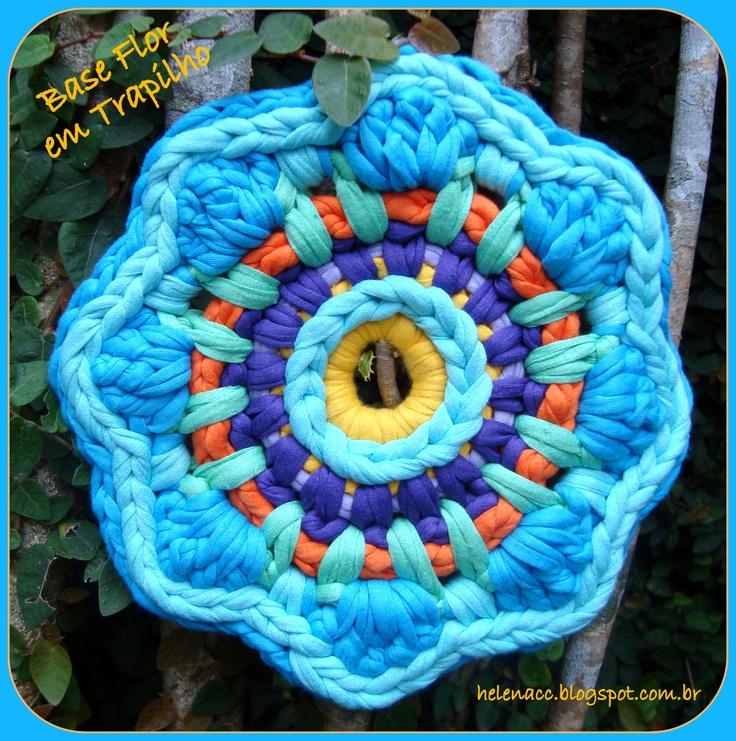 1000+ Images About Crochê / Crochet / Croche On Pinterest