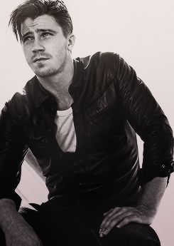 all the pretty — Garrett Hedlund for InStyle 2014 December Issue