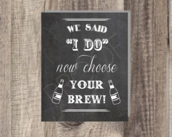 wedding reception at a brew pub - Google Search