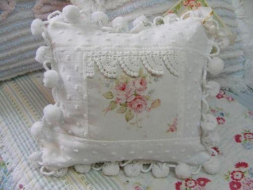 винтажные подушки своими руками - Поиск в Google