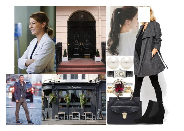 """""""Visiting her gynaecologist Dr. Alice Wilson for the 30-week ultrasound with Fred and afterwards grabbing lunch at The Marylebone"""" by marywindsor ❤ liked on Polyvore featuring pinkage, Mama.licious, L.K.Bennett, Tiffany & Co., women's clothing, women, female, woman, misses and juniors"""