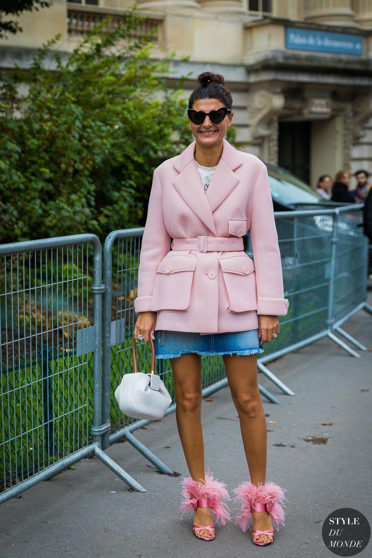 Giovanna Battaglia by STYLEDUMONDE Street Style Fashion Photography_48A0161