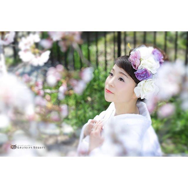 【gb_ubuyashiki】さんのInstagramをピンしています。 《桜の時期の写真。 . 桜の時期の前撮りは早めの予約が必要 . です。ギャルリーブルージュもだいぶ . 埋まって来てるので、検討されてる方 . は一刻も早くご予約を! . . #ブライダル#愛知#名古屋前撮り#スタジオ前撮り#ロケーション前撮り#photo#金華山#写真好きな人と繋がりたい#スイトハウス#笑顔#日本中の花嫁さんと繋がりたい#ブライダルヘア#花嫁#卒花#結婚準備#ヘアメイク#プレ花嫁#結婚式#撮影#ウェディングニュース#galeriesbruges#ギャルリーブルージュ#photovelcafe#桜#前撮り#marry花嫁図鑑#2017#2017春婚 #岐阜》