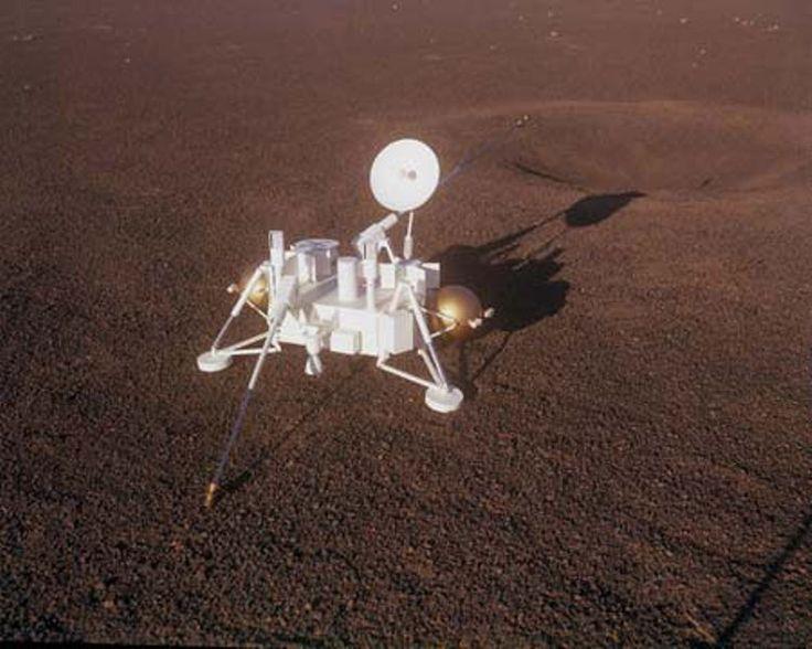 Us First Space Probe : Best nasa viking mars orbiter lander images on