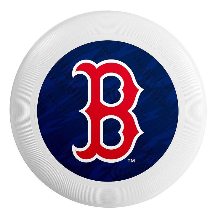 Forever Collectibles Boston Red Sox Flying Disc, Multicolor