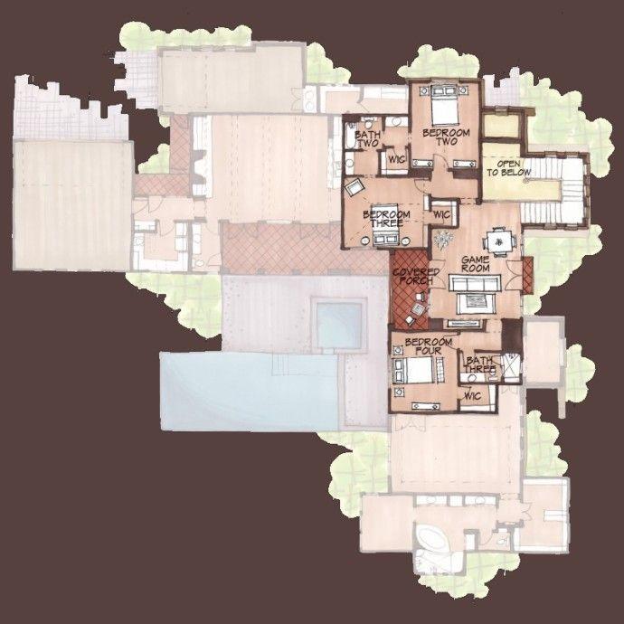 plan maison ios