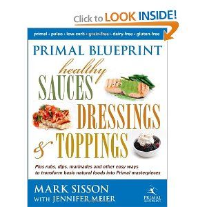 9 best the primal blueprint images on pinterest primal blueprint healthy sauces dressings and toppings mark sisson jennifer meier 9780984755158 malvernweather Images