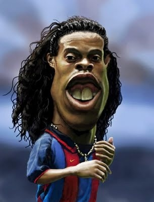 174 best images about soccer stars in caricature on ...