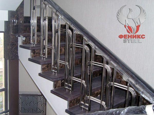 Перила для лестниц из нержавеющей стали, красивые лестничные ограждения из нержавейки, лестничные перила из нержавейки