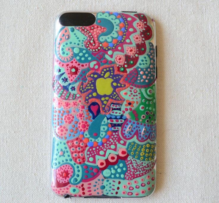 Easy Nail Polish Phone Case Designs Crossfithpu