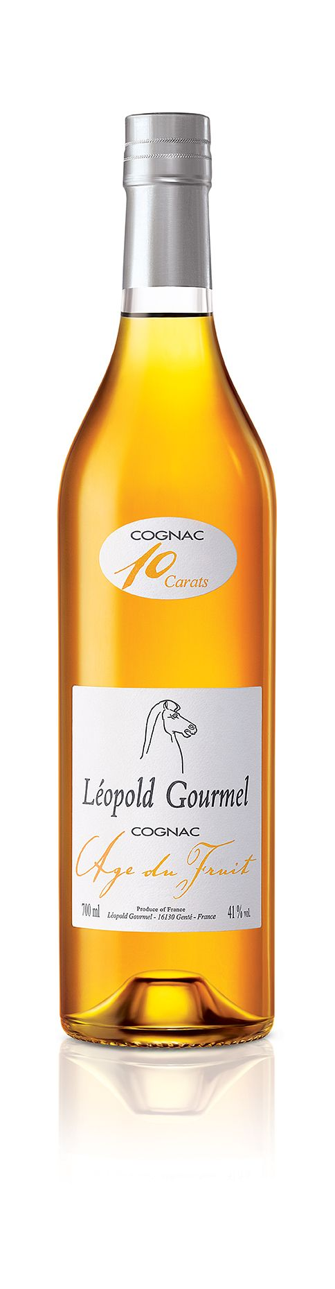 The #LeopoldGourmel 10 Carats #Cognac has a pleasant roundness of matured fruits with notes of citrus. This maturity with a hidden strength makes the cognac last and remain neat, clean and straight. This grand 10 year old cognac can well complement Asian cuisine.