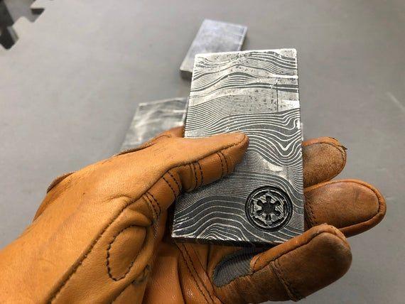 Star Wars Mandalorian Beskar Steel Ingot Replica HIGH QUALITY