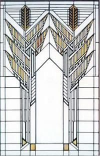 Light Screens: The Leaded Glass Of Frank Lloyd Wright | Orange County Museum of Art