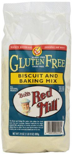 Bobs Red Mill Biscuit  Baking Mix Wheat Free 24 oz * Continue to the product at the image link.(This is an Amazon affiliate link and I receive a commission for the sales)
