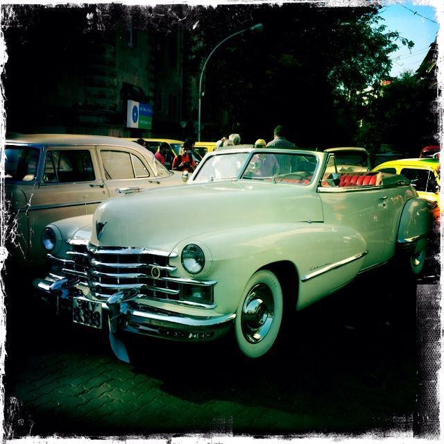Vintage Cars, Mumbai