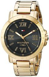 Tommy Hilfiger Women's 1781471 Gold-Plated Watch