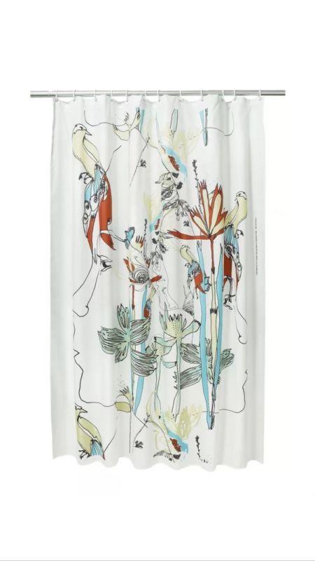 Anthropologie Marimekko Shower Curtain