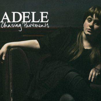 Adele - Chasing Pavements  (Lyrics)