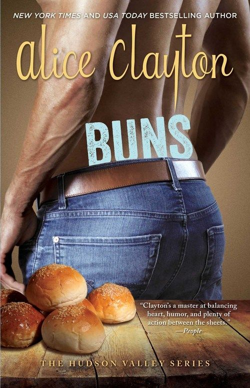 Review: BUNS by Alice Clayton | Sassy, silly love in the Catskills Reviewed by Make Kay
