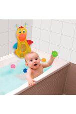 Micki Den hungriga pelikanen med bollar, badleksak - Flicka - Babylek | Ellos Mobile