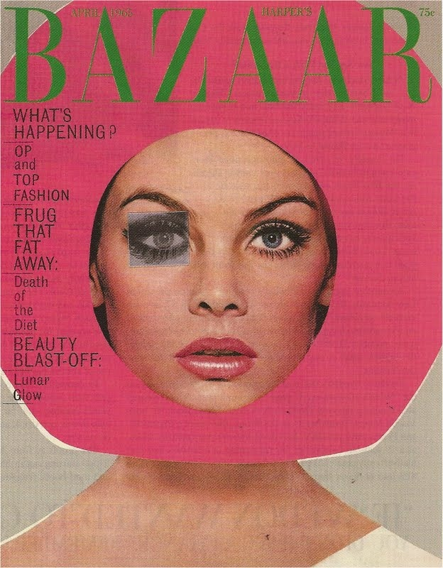 KNOW YOUR FASHION HISTORY: Vintage Vogue magazine covers: 1960s ...