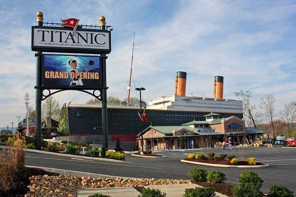 Titanic Museum Attraction  http://cheapisthenewclassy.com/2013/09/titanic-museum-pigeon-forge.html