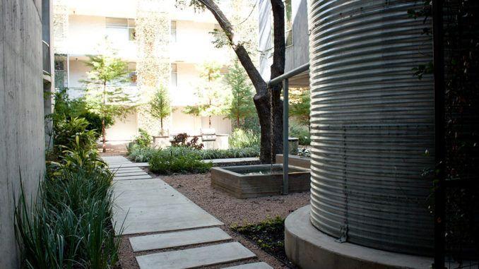 1221 Broadway Lofts In San Antonio By Kudela Weinheimer San Antonio San Outdoor Grill