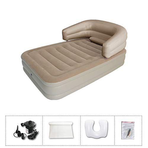 Heavy Duty Air Mattress >> Xiaonua Inflatable Mattress Air Bed Camping Heavy Duty Blow Up Bed