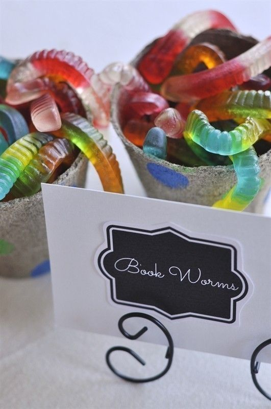 Book Themed Baby Shower, Book Themed Party