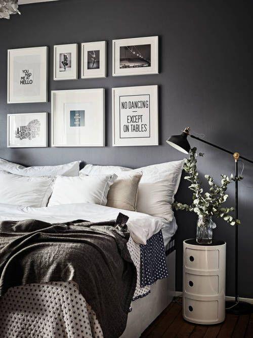 Gothic Schlafzimmer - Home Design