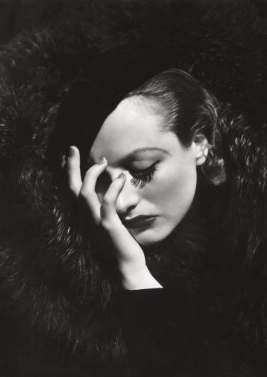 Joan Crawford by George Hurrell, 1932