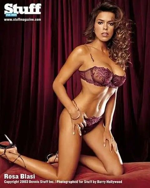 Blasi sexy rosa 41 Sexiest