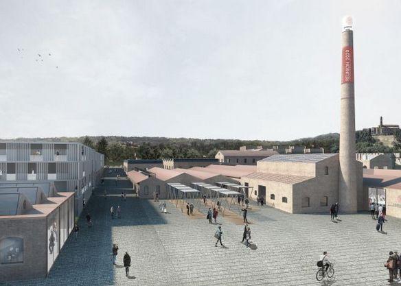 Un campus a vocazione internazionale, battezzato «Campus 1088», con 43mila metri quadri di spazi verdi, commercio di vicinato, attrezzature sportive e spazi collettivi aperti alla città. È questo il futuro dell'area ex Staveco di Bologna.