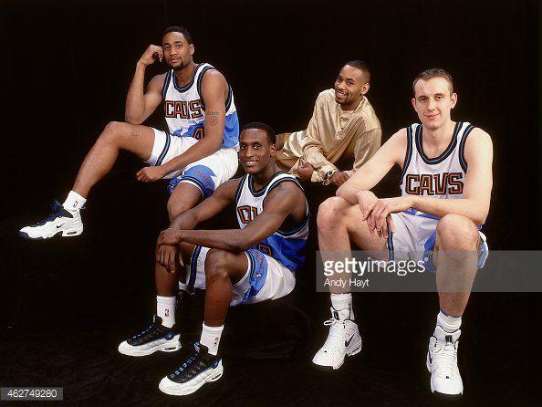 The Big Z, Brevin Knight, Cedric Henderson, Derek Anderson rookie class