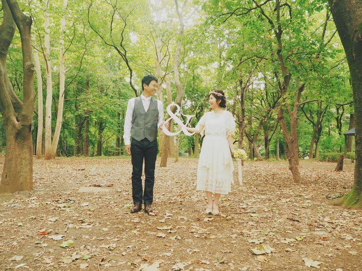 Wedding anniversary photo.  #photobychikage 2014 Tokyo