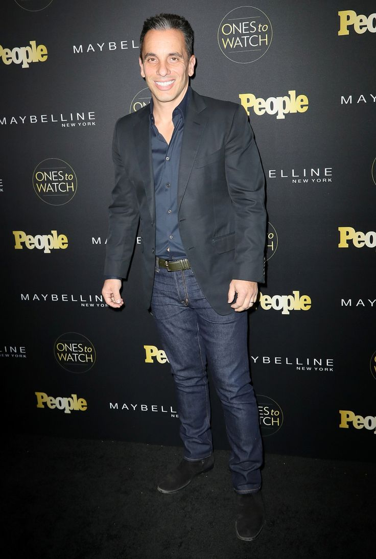 Comedian Sebastian Maniscalco Makes His Mom Proud at PEOPLE's Ones to Watch Event