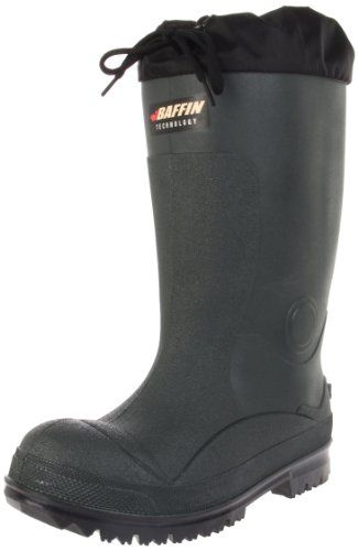 Baffin Men's Titan Canadian Made Insulated Rubber Boot,Forest/Black,9 M - http://authenticboots.com/baffin-mens-titan-canadian-made-insulated-rubber-bootforestblack9-m/